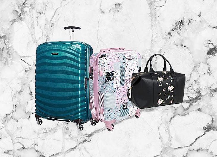 Escolha a sua mala de viagem para 2018!